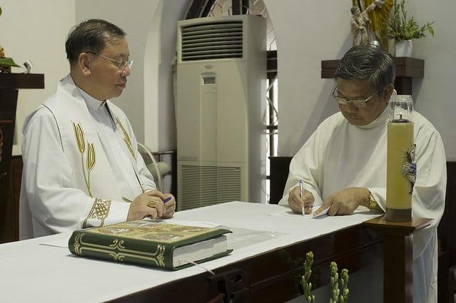 16100 ban tu van 6 - Tổng Giám mục Hà Nội: Ban tư vấn tuyên xưng đức tin