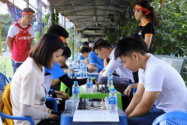 16101 the thao 13 - Hội SVCG TGP Hà Nội: Khai mạc Đại hội Thể dục Thể Thao lần thứ 5-2019