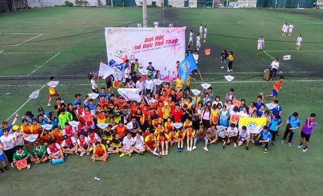 16101 the thao 14 - Hội SVCG TGP Hà Nội: Khai mạc Đại hội Thể dục Thể Thao lần thứ 5-2019