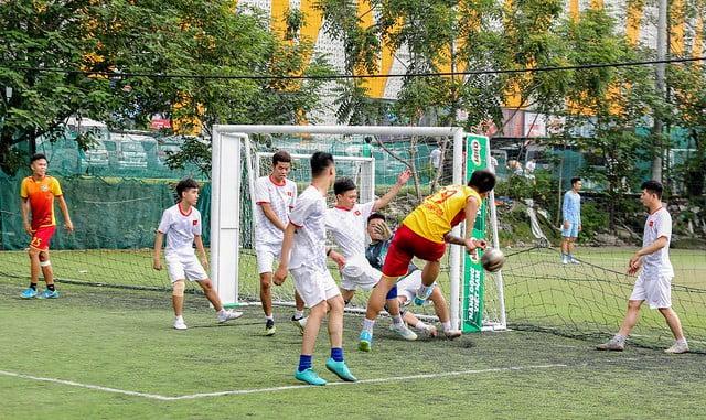 16101 the thao 7 - Hội SVCG TGP Hà Nội: Khai mạc Đại hội Thể dục Thể Thao lần thứ 5-2019