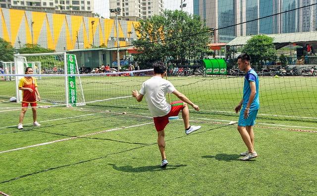 16101 the thao 8 - Hội SVCG TGP Hà Nội: Khai mạc Đại hội Thể dục Thể Thao lần thứ 5-2019