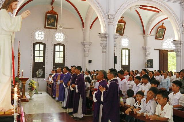 16170 le gio 3 - Thánh lễ giỗ Cha Giuse Trần Bình Trọng: Vị mục tử hiền lành và khiêm nhường