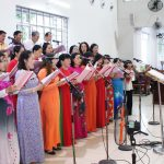 24082019 081505 3 150x150 - Giáo xứ Tân Việt: Bổn mạng Gia đình Tận Hiến
