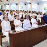 24082019 081505 4 150x150 - Giáo xứ Tân Việt: Bổn mạng Gia đình Tận Hiến