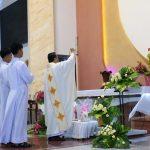 24082019 081505 5 150x150 - Giáo xứ Tân Việt: Bổn mạng Gia đình Tận Hiến