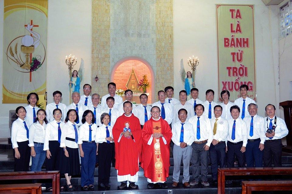 26082019 085825 9 - Liên nhóm Mục vụ Truyền Thông Gia Đức Thiêm mừng bổn mạng