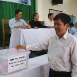 27082019 084024 5 150x150 - Giáo xứ Tân Việt: Bầu Ban thường vụ Hội đồng Mục vụ