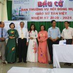 27082019 084024 7 150x150 - Giáo xứ Tân Việt: Bầu Ban thường vụ Hội đồng Mục vụ