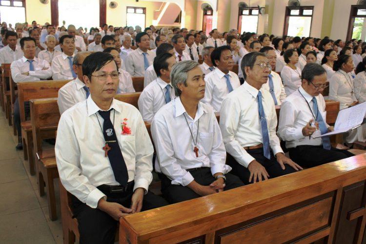 30082019 143924 4 750x500 - Giáo xứ Thạch Đà: Mừng 50 năm Huynh đoàn Giáo dân Đaminh