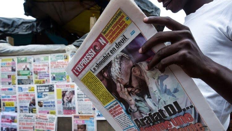 cac nha bao chau phi dong gop cho bau cu sap toi afp or licensors - Các nhà báo Công giáo châu Phi đóng góp cho tiến trình hòa bình trong các cuộc bầu cử sắp tới