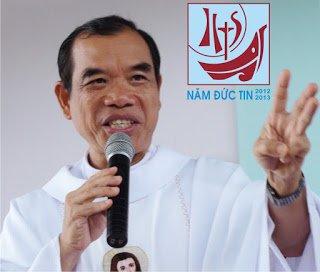cha giuse tran dinh long3 - Cha Giuse Trần Đình Long chính thức thực hiện Mục vụ Lòng Chúa Thương Xót