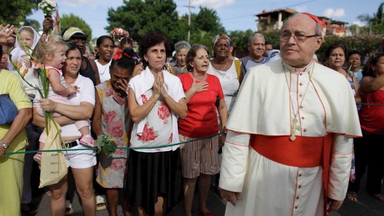 duc hong y1 750x422 - Giấc mơ chưa tròn của vị Hồng Y Cuba