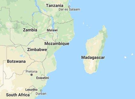 gioi thieu dat nuoc va giao hoi madagascar - Chuyến tông du thứ 31 của Đức Thánh Cha - Giới thiệu đất nước và Giáo Hội Madagascar