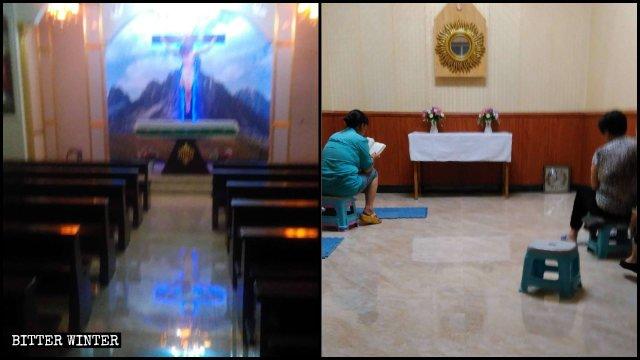 hamtru - Các tín hữu Công giáo Trung Quốc ngày càng bị ép buộc tham gia Giáo hội quốc doanh