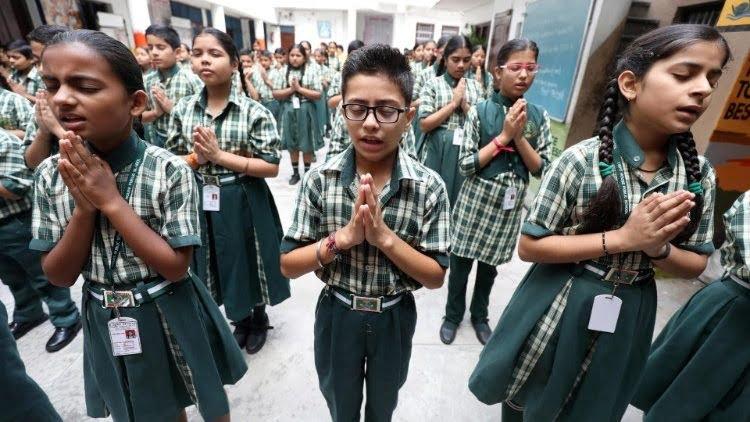 hoc sinh pakistan ansa - Tôn giáo thiểu số ở Pakistan đòi quyền có khóa học tôn giáo trong trường