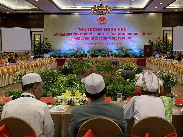 hoi nghi thu tuong chinh phu va cac chuc sac ton giao - Hội nghị Thủ tướng Chính phủ và các chức sắc tôn giáo