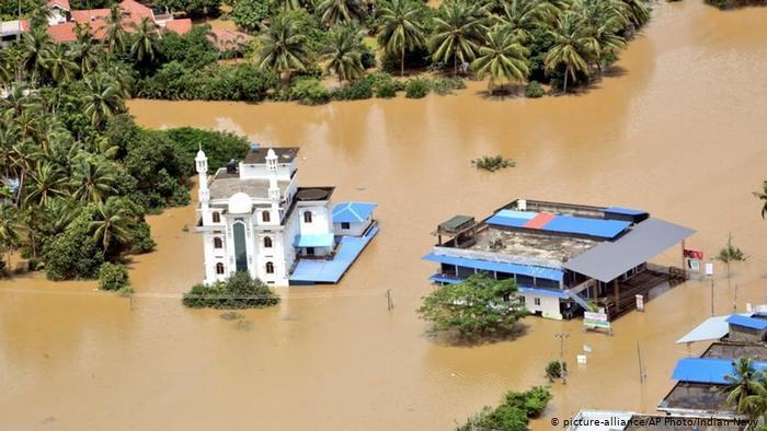 india 2 - Caritas Ấn Độ hỗ trợ nạn nhân lũ lụt