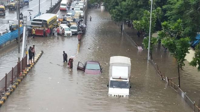 india 3 - Caritas Ấn Độ hỗ trợ nạn nhân lũ lụt