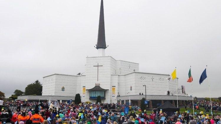 knock 1 - Giáo hội Ireland kỷ niệm 140 năm Đức Mẹ hiện ra tại Knock