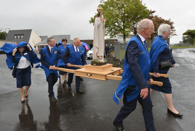 knock 4 - Giáo hội Ireland kỷ niệm 140 năm Đức Mẹ hiện ra tại Knock