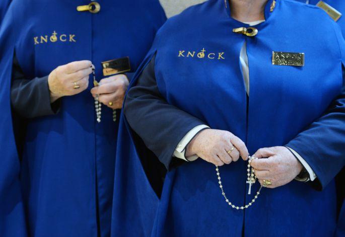 knock 5 - Giáo hội Ireland kỷ niệm 140 năm Đức Mẹ hiện ra tại Knock