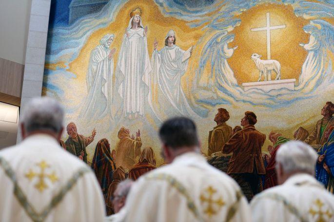 knock 6 - Giáo hội Ireland kỷ niệm 140 năm Đức Mẹ hiện ra tại Knock