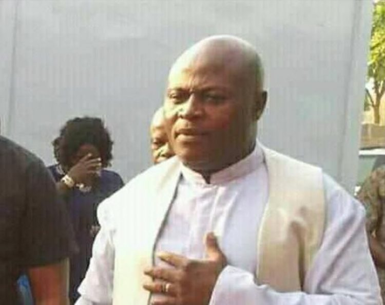linh muc bi sat hai1 750x593 - Một linh mục bị sát hại tại Nigeria