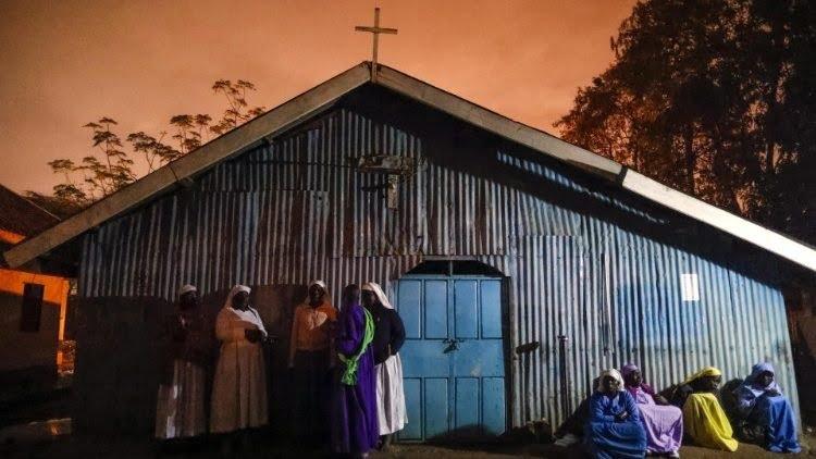 mot nha tho vung ngheo o nairobi ansa - Hãng tin Catholic News Agency lập trụ sở tại Kenya