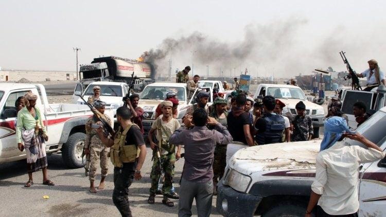 noi chien o yemen 750x422 - Tình hình lộn xộn và nguy cơ chia rẽ ở Yemen