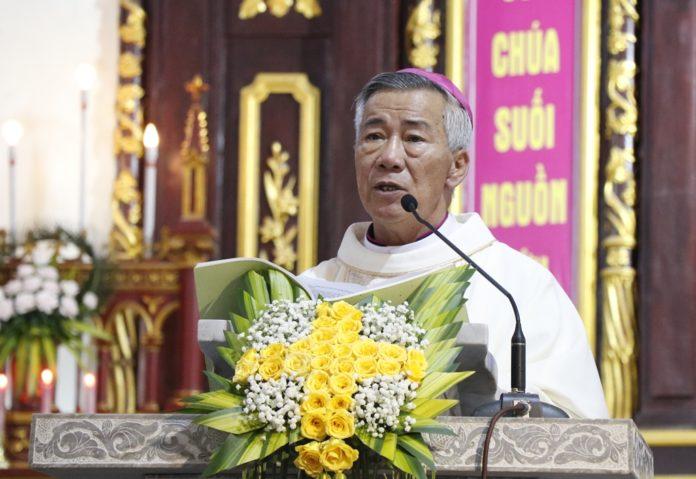 phanxico 01 - Thánh lễ kỷ niệm 90 năm hồng ân Dòng Phanxicô hiện diện trên đất Việt