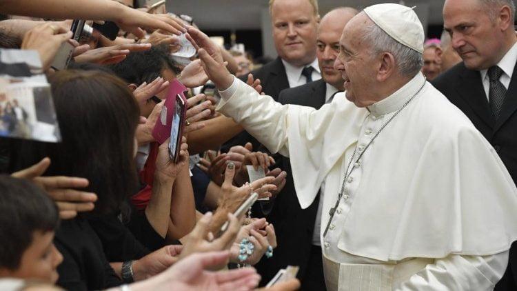 """pope2019 750x422 - Những tư duy của Đức Thánh Cha Phanxicô trước """"Chủ nghĩa cô lập và Chủ nghĩa độc chủng chỉ dẫn đến chiến tranh"""""""