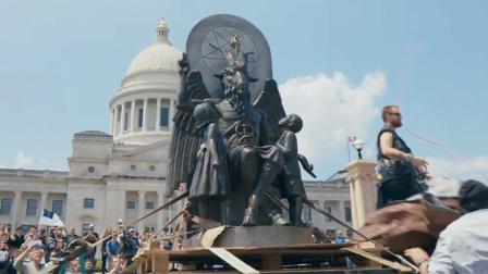 satan1 - Những người theo nhóm Satan chiến đấu vì tự do tôn giáo tại Hoa kỳ