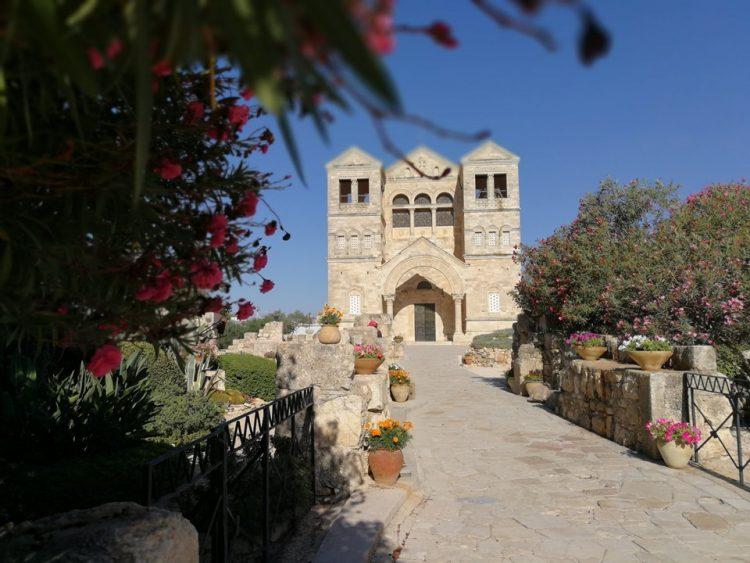 tabor c 750x563 - Những hình ảnh về núi Tabor, nơi Chúa Giêsu biến hình