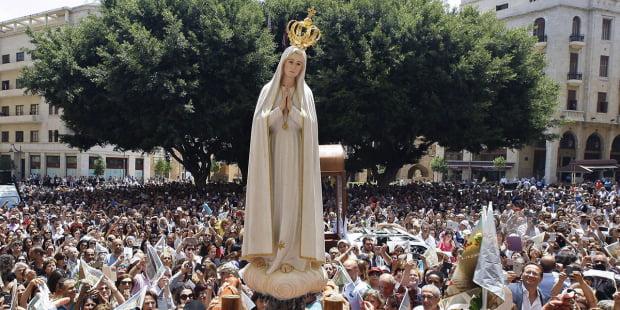 tai sao thang tam la thang ton sung trai tim vo nhiem me maria - Tại sao Tháng Tám là tháng tôn sùng Trái Tim Vô Nhiễm Mẹ Maria?