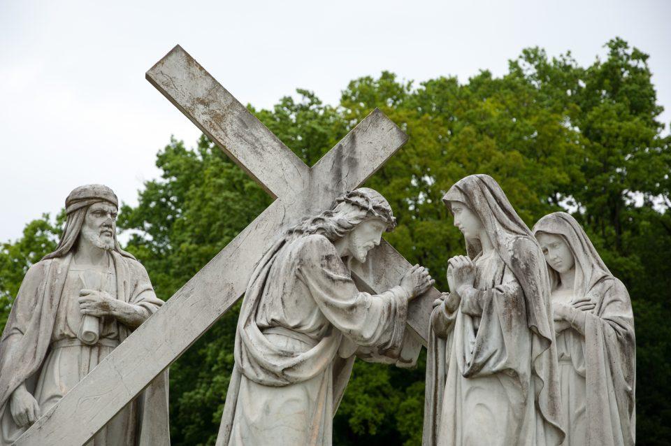 thien chua co tra thu khong jesus - Hỏi đáp công giáo: Thiên Chúa có trả thù không?