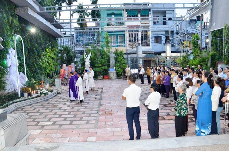 02092019 150255 750x497 - Giáo xứ Vĩnh Hòa: Lễ giỗ 6 năm cha cố Giuse Trần Văn Nghị