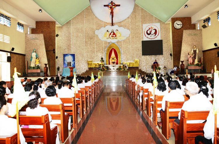 06092019 213520 3 750x494 - Giáo hạt Tân Sơn Nhì: Thánh lễ cầu cho ân nhân và thân nhân dòng Đaminh