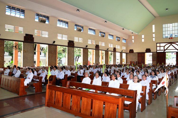06092019 213520 4 750x499 - Giáo hạt Tân Sơn Nhì: Thánh lễ cầu cho ân nhân và thân nhân dòng Đaminh