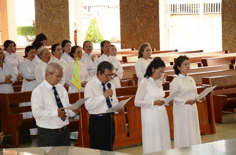 06092019 213520 5 750x494 - Giáo hạt Tân Sơn Nhì: Thánh lễ cầu cho ân nhân và thân nhân dòng Đaminh