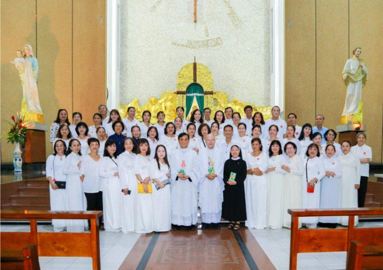07092019 085013 750x529 - Caritas hạt Chí Hòa: Mừng bổn mạng