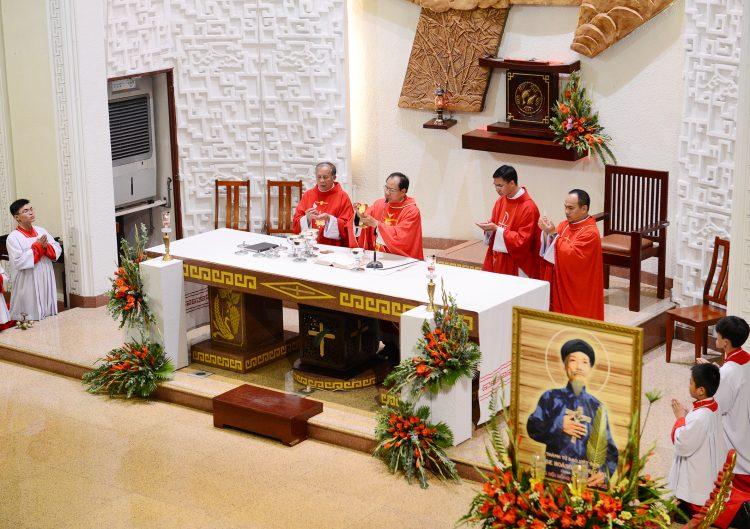 09092019 100858 5 750x529 - Giáo xứ Vườn Xoài: Hội đồng Mục vụ mừng bổn mạng