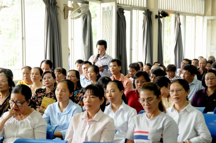 09092019 151633 4 750x498 - Tổng Giáo Phận Sài Gòn: Ngày Gặp Gỡ Thánh Nhạc