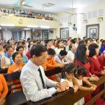 10092019 090347 8 150x150 - Giáo xứ Vườn Chuối: Lễ nhậm chức tân chánh xứ