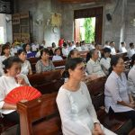 11092019 091759 1 150x150 - Giáo xứ Vĩnh Hòa: Hội Lêgiô Mariae mừng bổn mạng