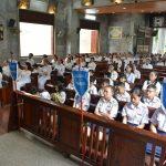 11092019 091759 3 150x150 - Giáo xứ Vĩnh Hòa: Hội Lêgiô Mariae mừng bổn mạng