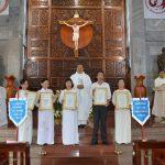 11092019 091759 4 150x150 - Giáo xứ Vĩnh Hòa: Hội Lêgiô Mariae mừng bổn mạng