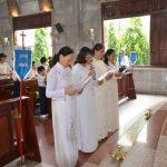11092019 091759 5 150x150 - Giáo xứ Vĩnh Hòa: Hội Lêgiô Mariae mừng bổn mạng