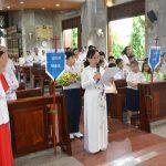 11092019 091759 7 150x150 - Giáo xứ Vĩnh Hòa: Hội Lêgiô Mariae mừng bổn mạng