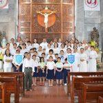 11092019 091759 8 150x150 - Giáo xứ Vĩnh Hòa: Hội Lêgiô Mariae mừng bổn mạng