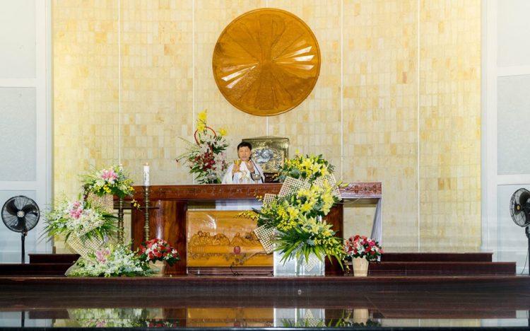 11092019 093139 8 750x468 - Giáo xứ Phú Bình: Legio Mariæ mừng Sinh Nhật Đức Maria